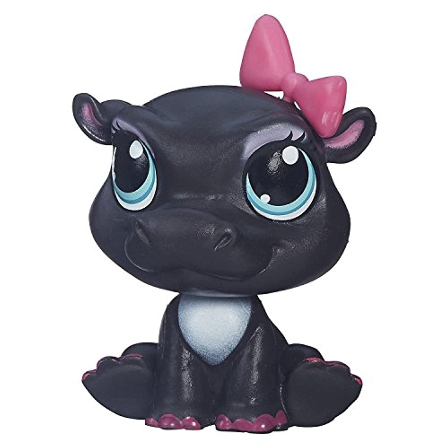 Littlest Pet Shop Get The Pets Single Pack Yolanda Yawnson Hippo 3956 [並行輸入品]