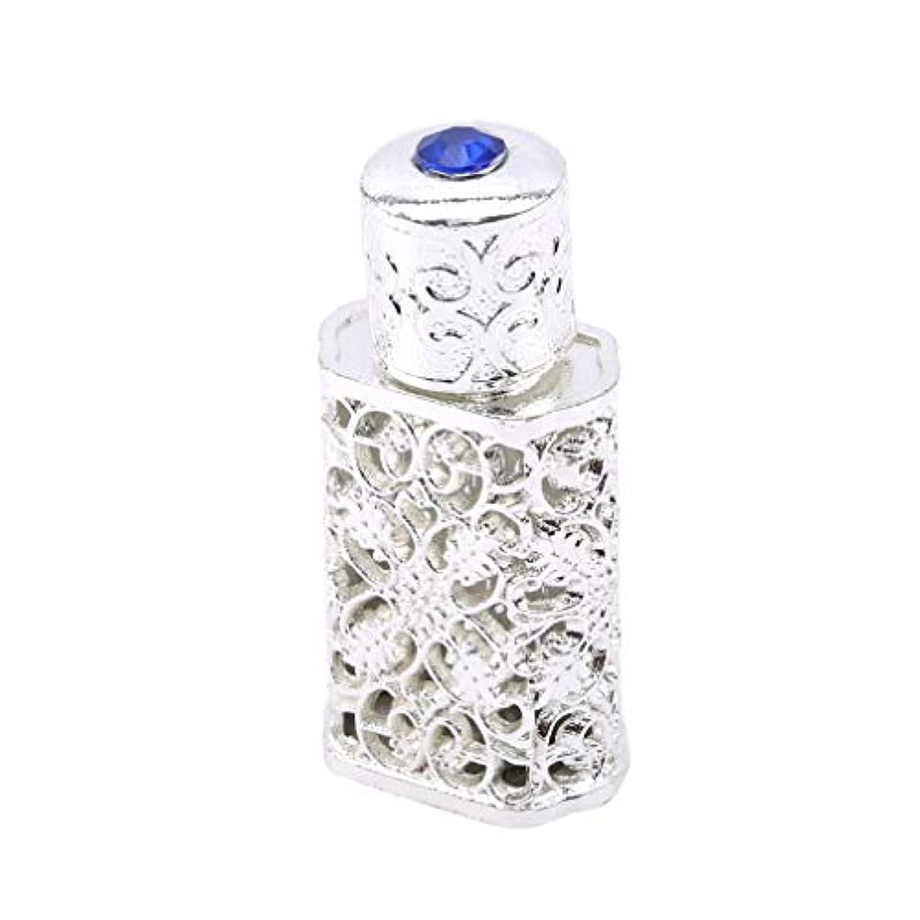 男らしさ贈り物一目LUXWELL(ラクスウェル)香水瓶 香水アトマイザー 香水噴霧器 詰め替え容器 香水用 香水スプレー パフューム アラビア風 旅行携帯便利