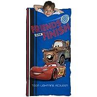 [ディズニー ピクサー]Disney Pixar Cars Slumber Bag Friends to the Finish 30 x 54 JF28626TRUCD [並行輸入品]