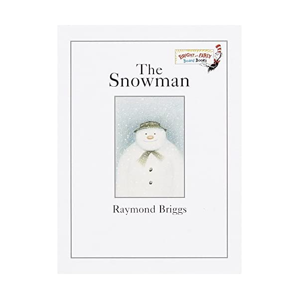 The Snowman (Bright & Ea...の商品画像