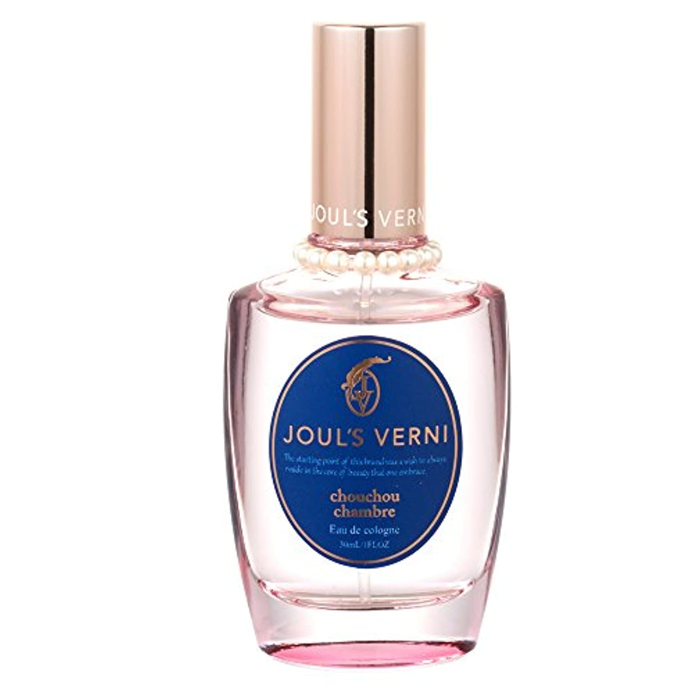 盟主十年ハンカチジュール ベルニ フレグランスミスト (オーデコロン) (シュシュ シャンブレの香り) 30ml