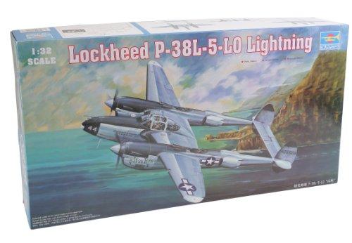 1/32 ロッキード P-38L-5-LO ライトニング