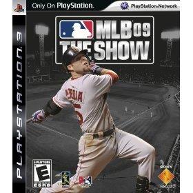 MLB 09 The Show【海外韓国版 PS3】