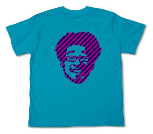 おやすみプンプン 神様Tシャツ ターコイズブルー サイズ:M
