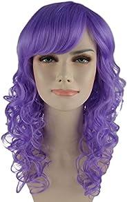 Wigs2you ハロウィン カールロングフルウィッグ コスプレ サラつや H-1006