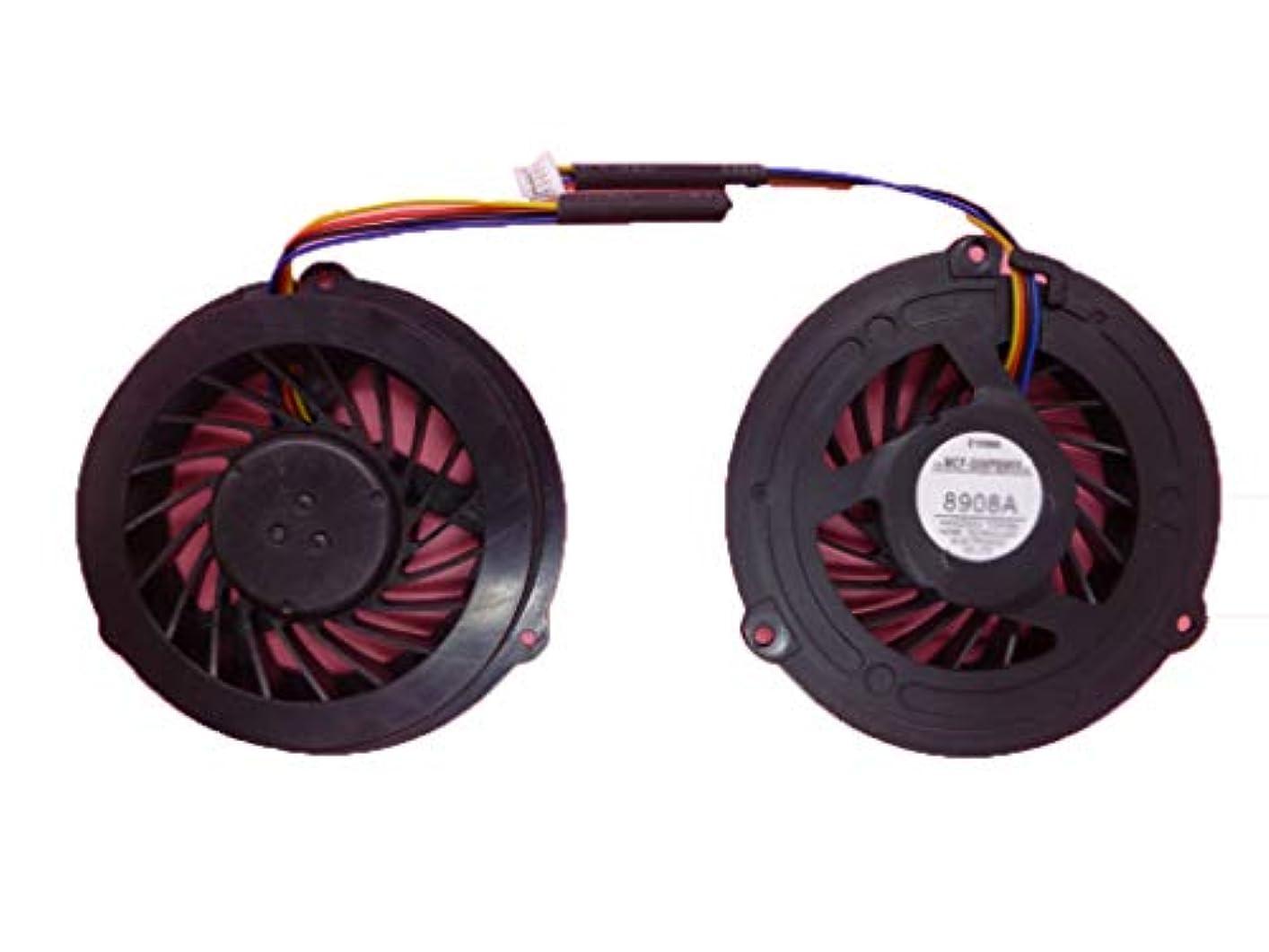 ほこり期限切れ音声学新品ノートパソコンCPU冷却ファン互換 Lenovo Thinkpad SL300 SL400 SL500 MCF-G06PBM05 GC055515VH-A OEM