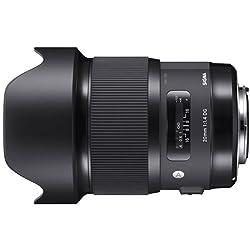 SIGMA 短焦点広角レンズ Art 20mm F1.4 DG HSM ニコン用 フルサイズ対応