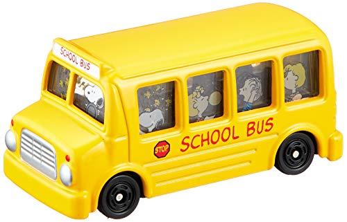 『トミカ ドリームトミカ No.154 スヌーピースクールバス』のトップ画像