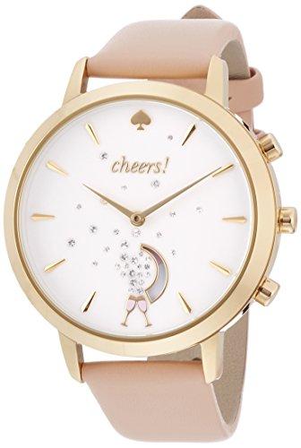 [ケイト・スペード ニューヨーク コネクテッド]kate spade new york connected 腕時計 GRAND METRO ハイブリッドスマートウォッチ KST23102 レディース 【正規輸入品】