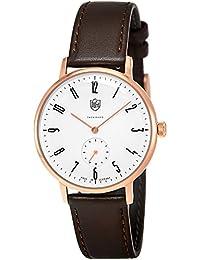 [ドゥッファ]DUFA 腕時計 Gropius ホワイト文字盤 DF-9001-05 メンズ 【並行輸入品】
