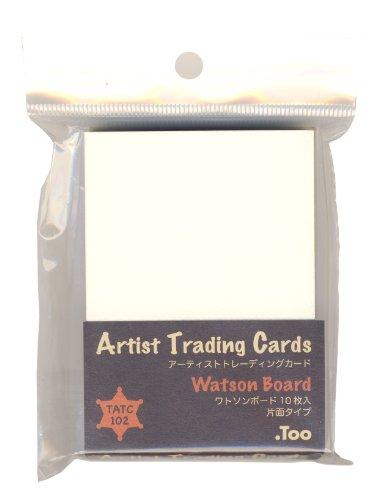 Too アーティストトレーディングカード ATC ワトソンボード TATC-102