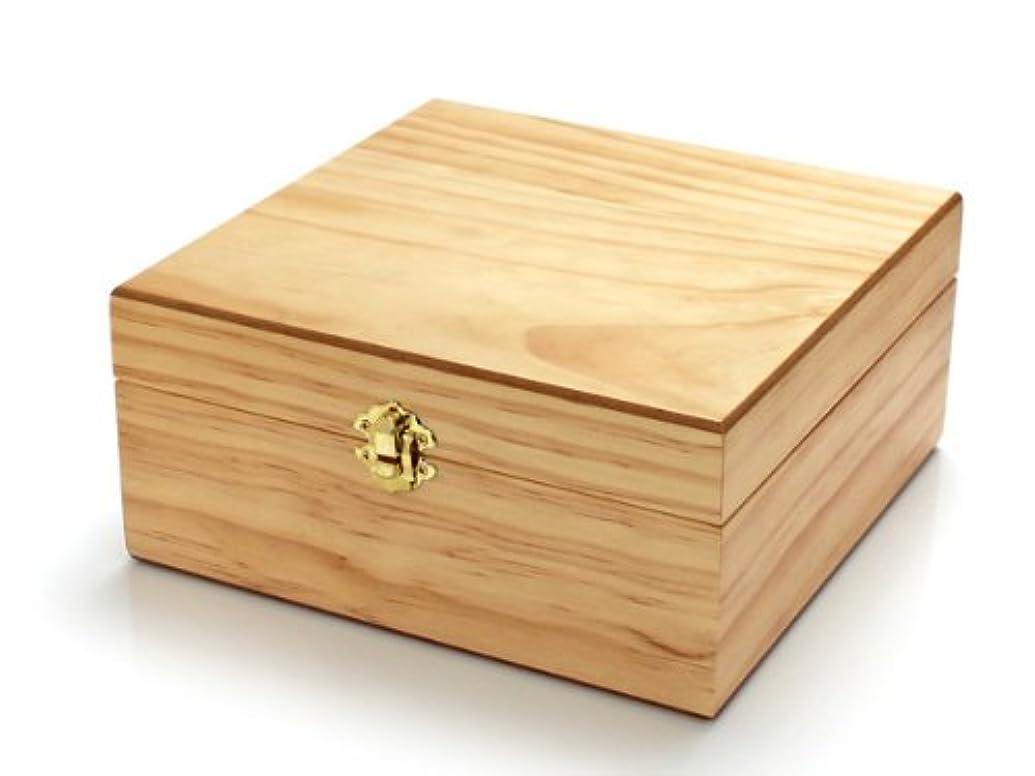 保険をかけるシャックル汚いエッセンシャルオイル収納ボックス 35本用