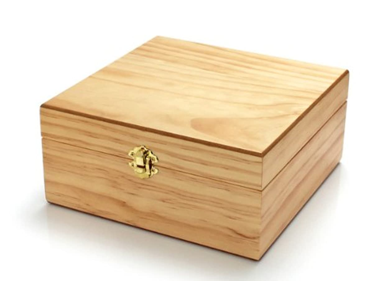 エッセンシャルオイル収納ボックス 35本用