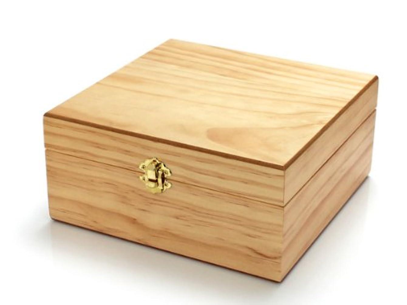 コンパクトとげのある頂点エッセンシャルオイル収納ボックス 35本用