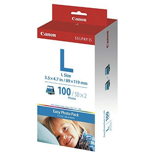 Canon イージーフォトパック E-L100
