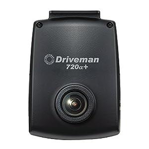 アサヒリサーチ Driveman ドライブレコーダー 720α+ シンプルセット シガーソケットタイプ S-720a-p-CSA