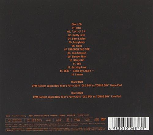 2PM OF 2PM(リパッケージ盤)(初回生産限定盤)(DVD付)