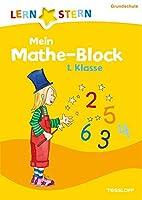 Lernstern: Mein Mathe-Block 1. Klasse
