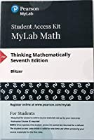 MyLab Math with Pearson eText - Access Card - for Thinking Mathematically【洋書】 [並行輸入品]