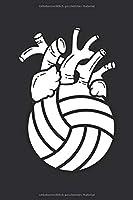 Volleyball Notizbuch: Perfektes Geschenk fuer Volleyball und Beachvolleyall Spieler und Spielerinnen