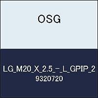 OSG ゲージ LG_M20_X_2.5_-_L_GPIP_2 商品番号 9320720