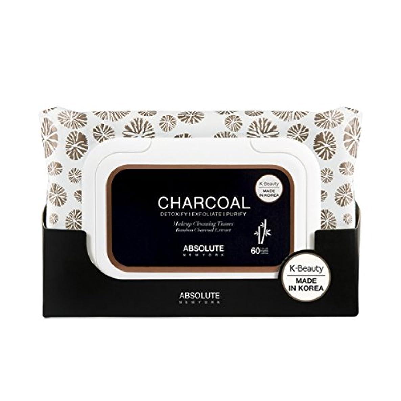 登場アプローチチャンス(3 Pack) ABSOLUTE Charcoal Cleansing Tissue (並行輸入品)