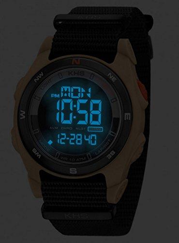 khs-sentinel DC Tacticalスイス時計KHS。Sedct。NB