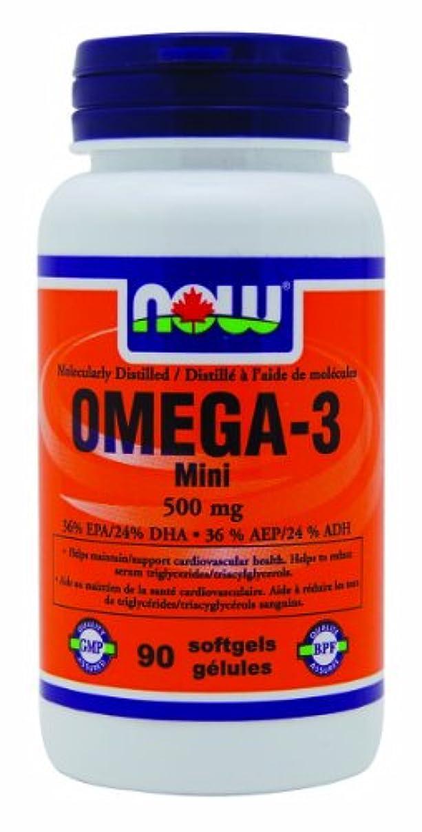 ターゲット抑制する代数的海外直送品 オメガ3 ミニジェル 180 sgels 5個パック