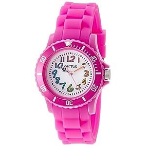 [カクタス]CACTUS キッズ腕時計 カラフルインデックス CAC-62-M05 ガールズ 【正規輸入品】