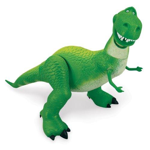 トイストーリー レックス フィギュア Toy Story Rex Dinosaur THINKWAY TOYS 日本未発売
