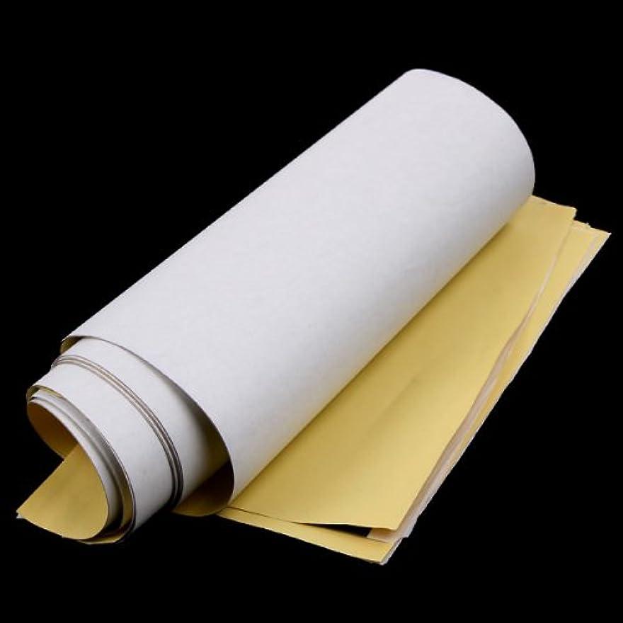 比類のない引退した騒々しいDagly(TM) 10PCSの4つの層は、紙タトゥーステッカープロのタトゥーステンシル転写紙タトゥーアクセサリーを転送します
