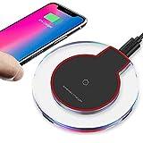 2019 新しくなったワイヤレス充電器 Qiワイヤレス充電パッド 対応機種: ¡Phone Xs MAX XR X 8 8 Plus 7 7 Plus 6s 6s Plus 6 6 Plus その他 WXCC003