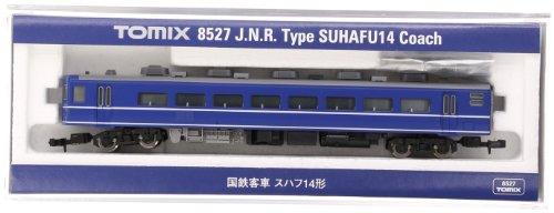 TOMIX Nゲージ 8527 国鉄客車 スハフ14形