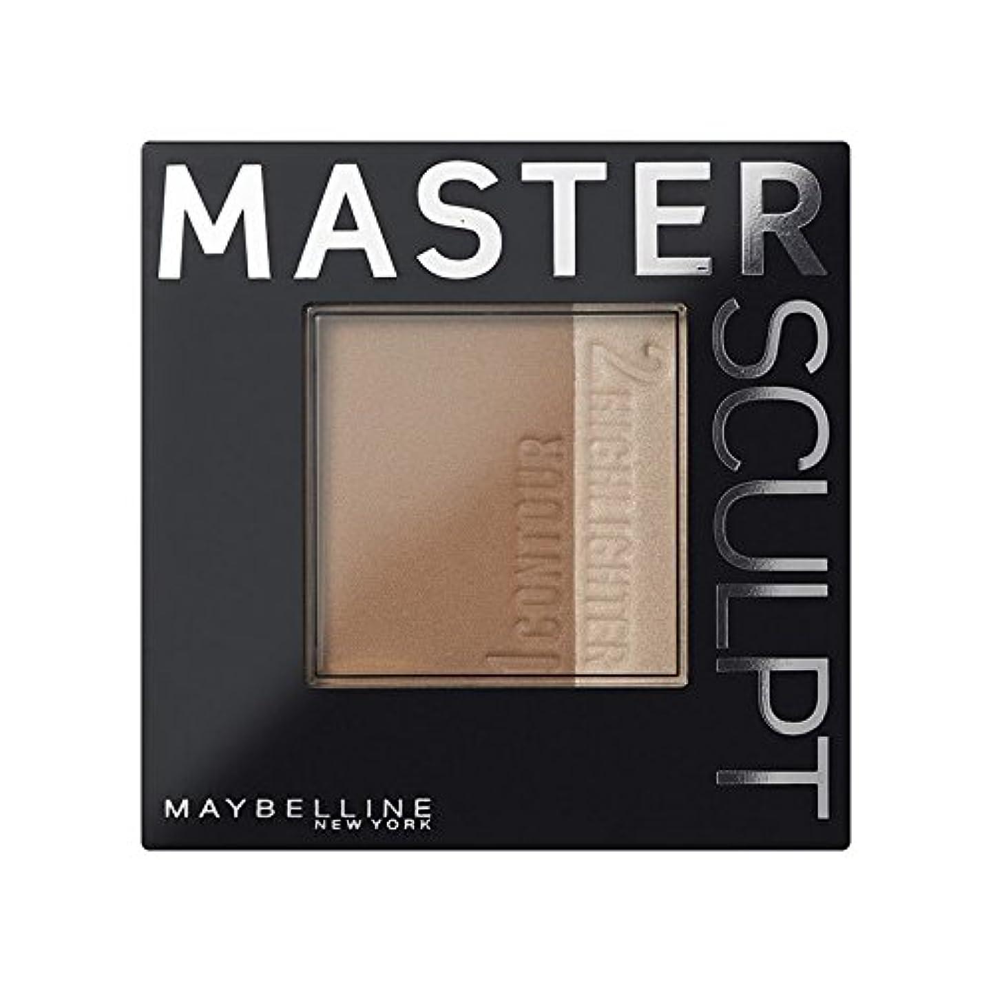 インディカ教育ハードウェア土台01光/ を輪郭メイベリンマスタースカルプト x4 - Maybelline Master Sculpt Contouring Foundation 01 Light/Med (Pack of 4) [並行輸入品]