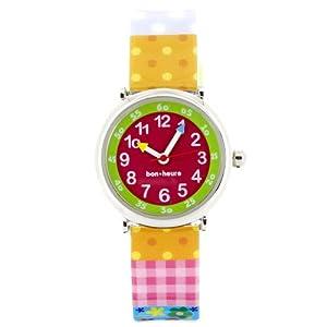[ベビーウォッチ]babywatch 子供用腕時計 コフレ ボ・ヌール バタフライ CB003 ガールズ 【正規輸入品】