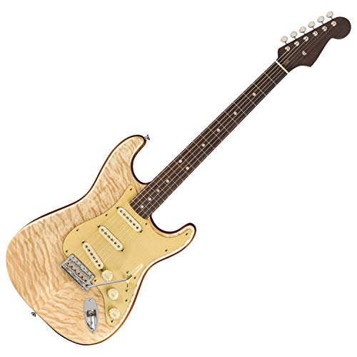Fender/Rarities Quilt Maple Top Stratocaster Rosewood Neck Natural フェンダー