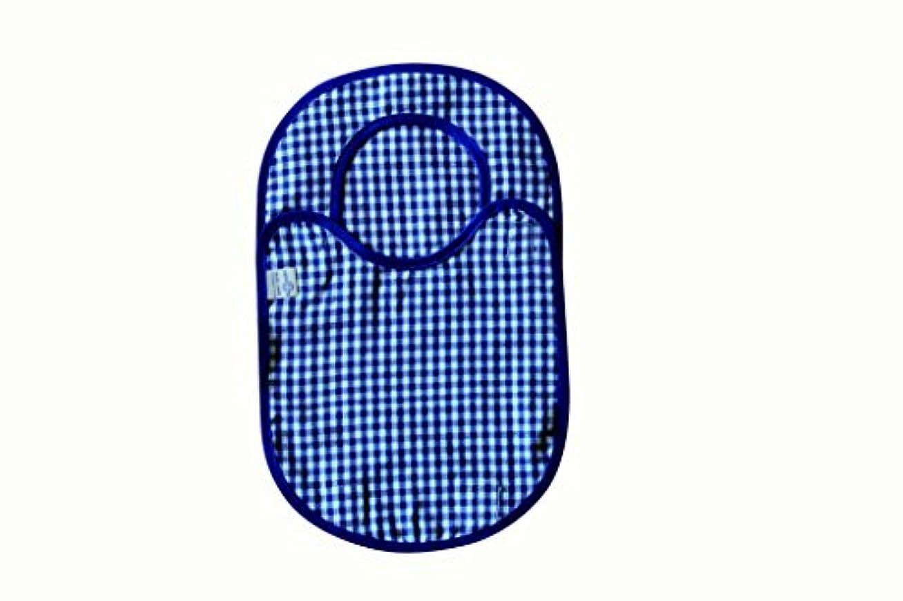 知覚チョップペンスMimuro(ミムロ) オーガニックパウチカバー 506-3(チェックコン)
