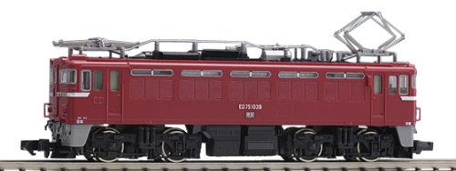 TOMIX Nゲージ 2115 ED75-1000形電気機関車 (後期型)
