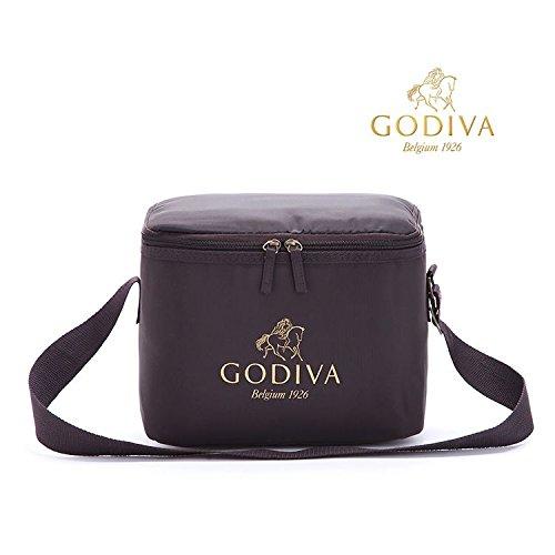 ゴディバ GODIVA ボックス型保冷バッグ クーラーバッグ 保冷バッグ