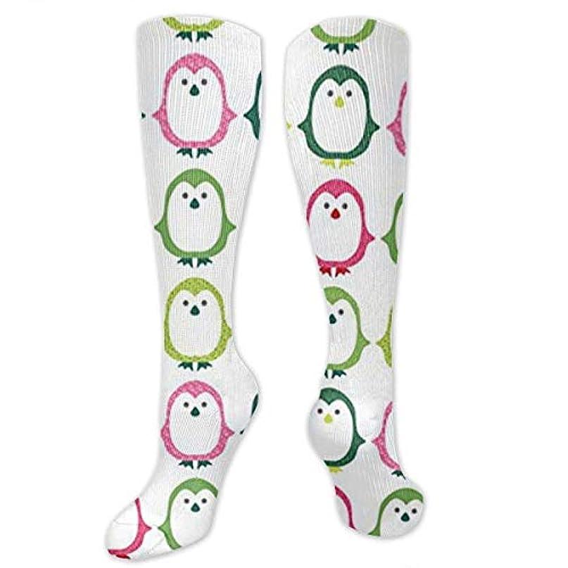 昨日開拓者マーガレットミッチェル靴下,ストッキング,野生のジョーカー,実際,秋の本質,冬必須,サマーウェア&RBXAA Pretty Penguins Colorful Socks Women's Winter Cotton Long Tube Socks...