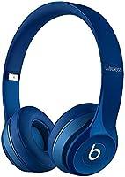 【国内正規品】Beats by Dr.Dre Solo2 Wireless 密閉型ワイヤレスオンイヤーヘッドホン Bluetooth対応 ブルー