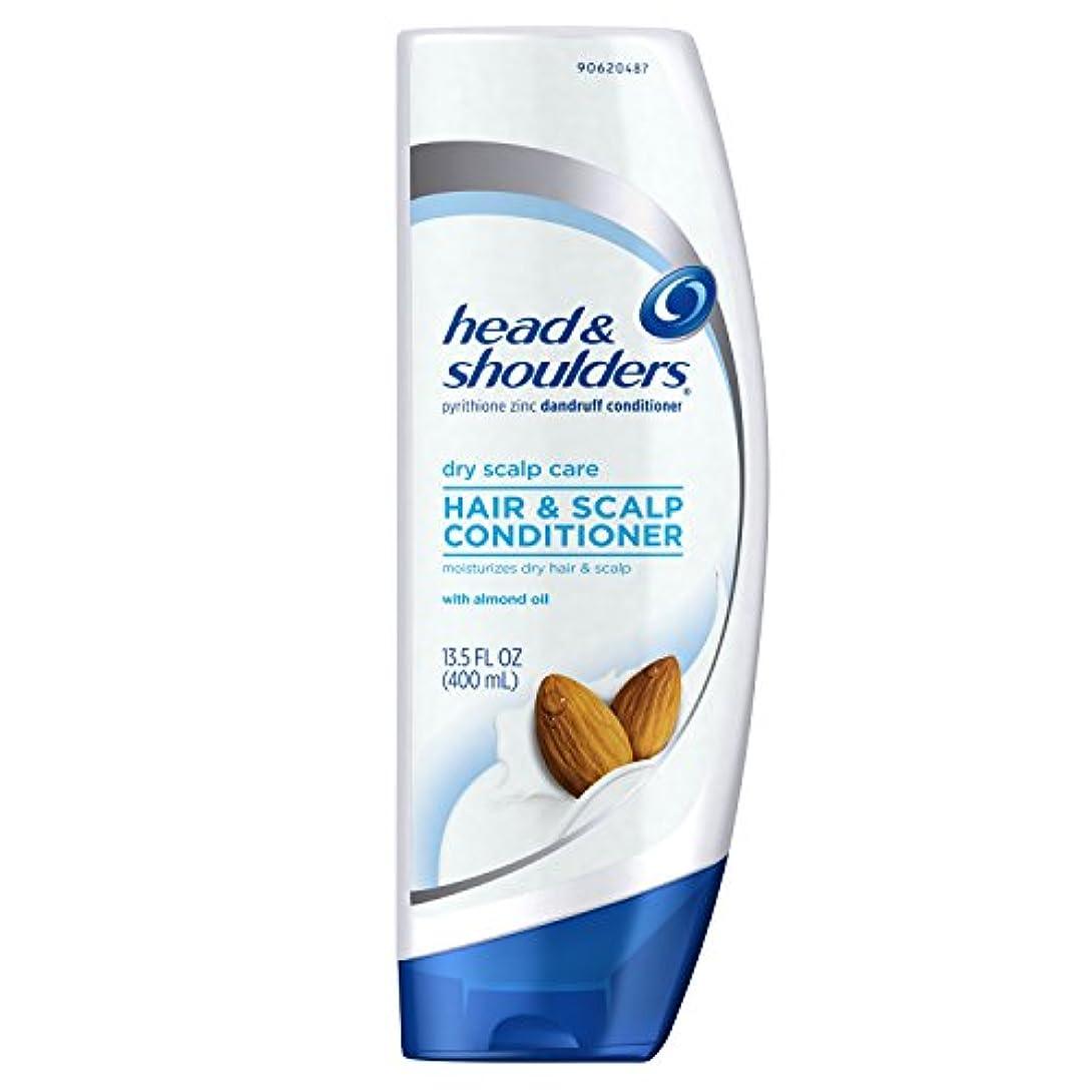 金銭的な結び目多用途Head And Shoulders Dry Scalp Dandruff Hair Conditioner - 13.5 Oz (並行輸入品)