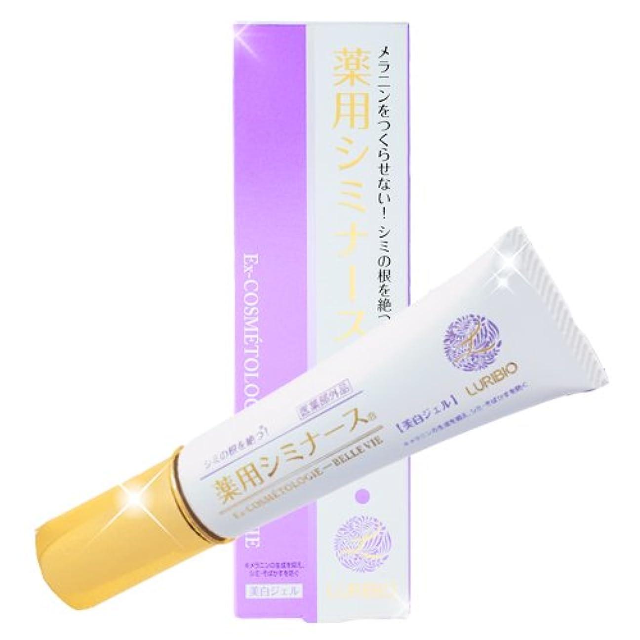 アレンジ土砂降りブラジャー薬用シミナース (医薬部外品) ホワイトニング35g