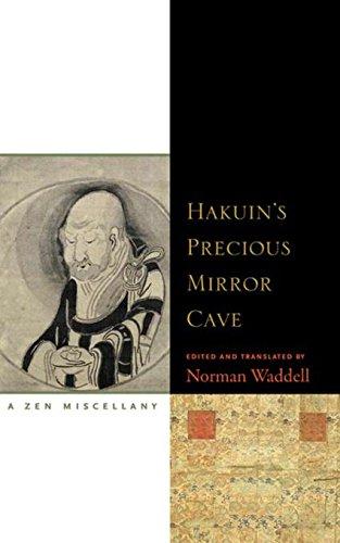 Hakuin's Precious Mirror Cave: A Zen Miscellany