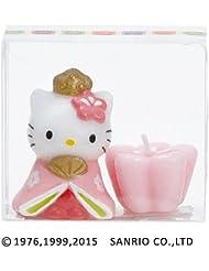 カメヤマキャンドル(kameyama candle) ハローキティひな祭りキャンドル 「 おひなさま 」