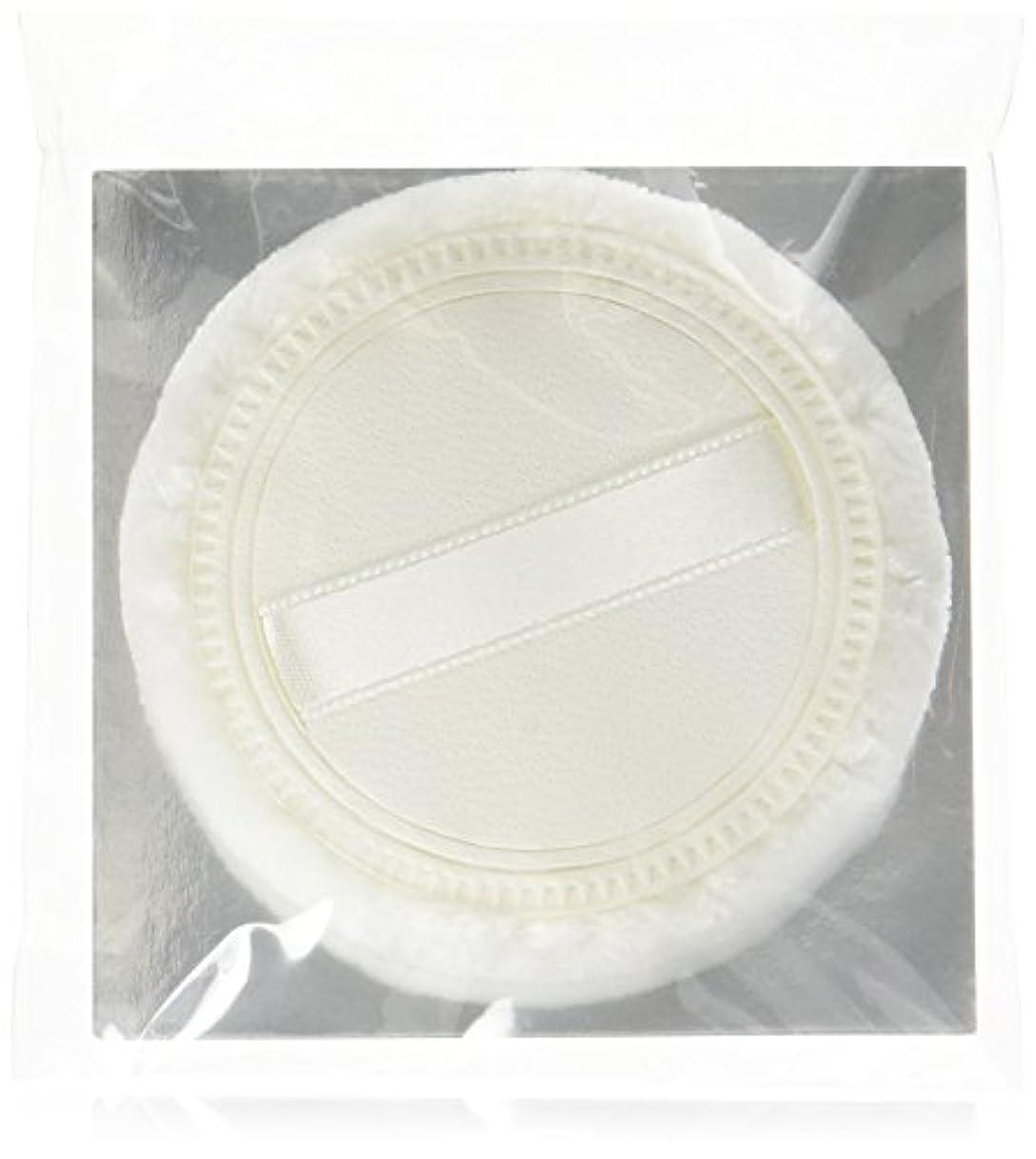 コットン特性中性ケサランパサラン シアーマイクロプレストパウダーパフS