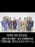 NOW ON STAGE 宙組宝塚大劇場・東京宝塚劇場公演『白鷺の城』『異人たちのルネサンス』