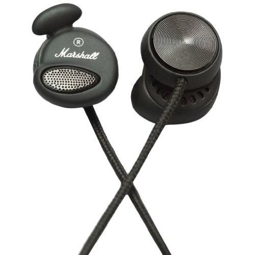 Marshall Headphone / ピッチブラック (マーシャル ヘッドフォン)