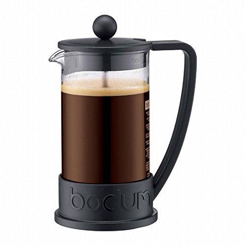 ボダム ブラジル フレンチプレスコーヒーメーカー ブラック 10948-01