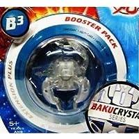 Bakugan b3 BakuCrystal (クリア) Fencer Sealedブースターパック